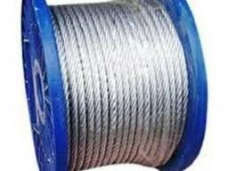 Канат стальной оцинкованный 4. 0-12. 0 мм ISO 2408 купить
