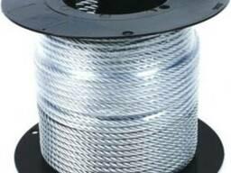 Канат стальной ГОСТ 2688-80, купить цена, трос стальной