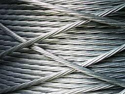 Трос стальной — стальные канаты