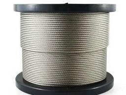 Канат (трос) стальной ГОСТ 3064-80
