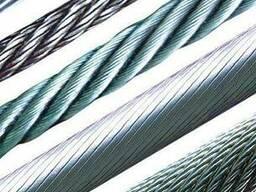 Канат (ТРОС) стальной ф24,0 ГОСТ 2688-80