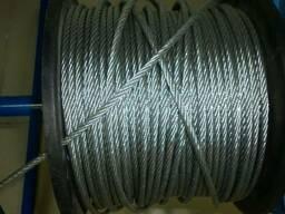 Канат (Трос) стальной ГОСТ 2688-80 Диаметр 5,1 мм