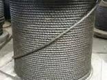 Канат (трос) стальной оцинкованный 18,0 мм ГОСТ 7668-80 - photo 1