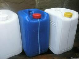 Канистра пластик 10-25 литров
