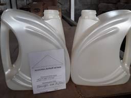 Канистра полиэтиленовая, емкостью 4 литра, № 2297410525