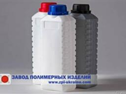 Канистры пластиковые от 1 до 30 литров