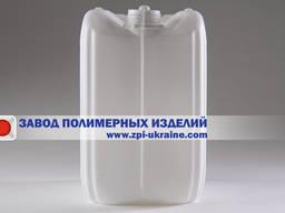 Канистры пластиковые штабелируемые 10л, K 10