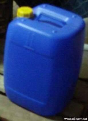 Канистры пластиковые технические 30 л б/у недорого
