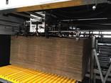 Кантовочный станок высечки для гофрокартона - фото 2