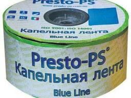 """Капельная лента Presto-PS """"Blue line"""" (10 cм. ) 1000 м."""