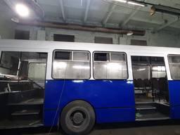 Капітальний ремонт автобусів, послуги СТО