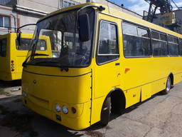 Капитальный ремонт автобусов Богдан Паз Эталон