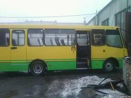 Ремонт автобусов по Украине. Опыт.