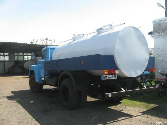 Капитальный ремонт бочек молоковозных