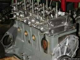 Капитальный ремонт двигателей.