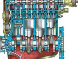 Капитальный ремонт двигателей на легковые автомобили.