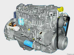 Капитальный ремонт двигателя Deutz TD226B, WP6