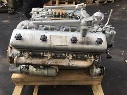 Капитальный ремонт Двигателя ЯМЗ-238М2
