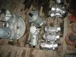 Капитальный ремонт гидравлических моторов, насосов