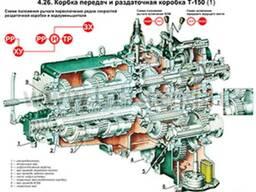 Капитальный ремонт коробок передач тракторов ХТЗ.