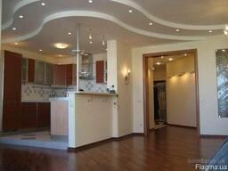 Капитальный ремонт квартир и помещений