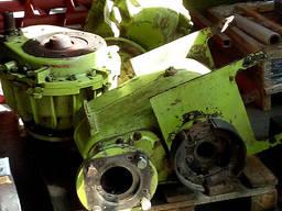 Капитальный ремонт трансмиссии Claas