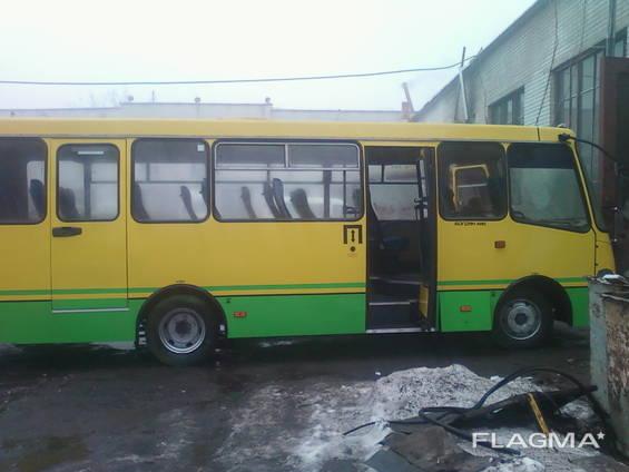 Капитальный, текущий, аварийный ремонт автобусов.