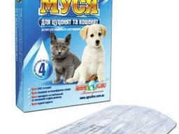 Капли Рекс и Муся для щенков и котят 1уп. -4пип. -16грн