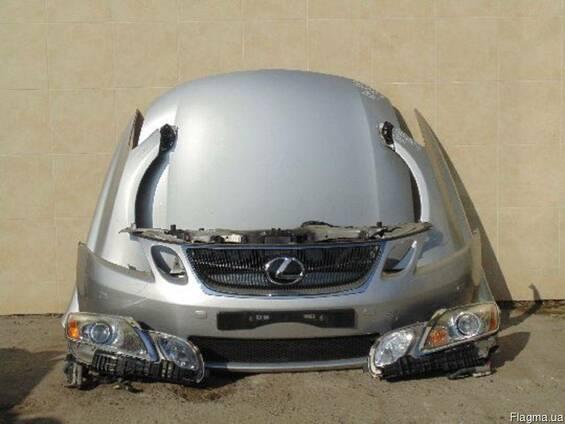 Капот Бампер Крыло Фары Lexus GS 450H