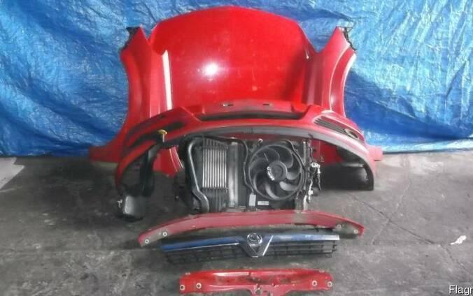 Капот бампер крыло фары Opel Astra H 04-09 б\у