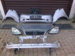 Капот Бампер Крыло Фары Усилитель Mercedes A W168 1997-2004