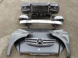 Капот Бампер Крыло Фары Усилитель Mercedes A W169 2008-2012