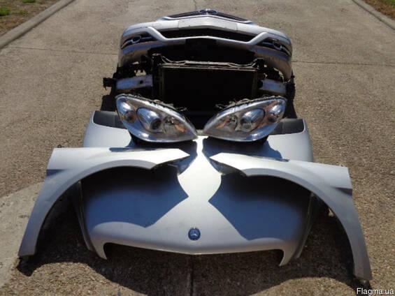 Капот Бампер Крыло Фары Усилитель Mercedes B W245 08-14