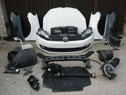 Капот Бампер Крыло Фары VW Golf 6 VI 09-12