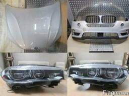 Капот BMW 3 F30 2011- год запчасти разборка шрот