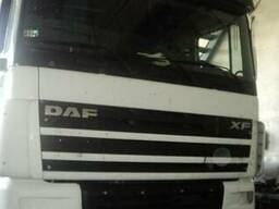 Кабина первой комплектации Рено Премиум, Рено Магнум, DAF XF