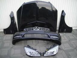 Капот Крыло Фары Бампер Mercedes C W204 AMG 2008-2014