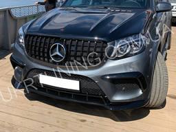 Капот Mercedes GLS 2018 2017 2016 2015