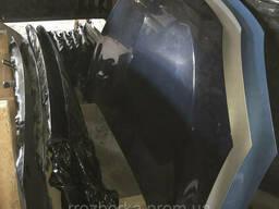 Капот Renault Megane 3 2009-13р. (Рено Меган III)