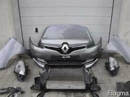 Капот Renault Scenic Рено Сценик