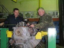Капремонт двигателей ЯМЗ236, 238, ММЗД240, Д245, Д260, Д262