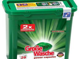 Капсули для прання TM Grosse Wasche Універсал