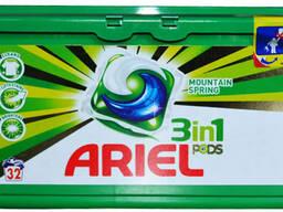 Капсулы Ariel 3D универсальные, 28 шт., 28 стирок
