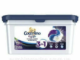 Капсулы Coccolino для стирки черных вещей, 29 шт.