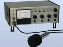 Капсюль микрофонный (микрофон) М-101, калибратор, пистонфон - фото 1