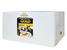 Капучино Mokate Gold, ваниль, 12, 5г*8шт, 9 уп.