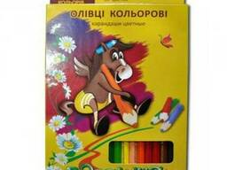 Карандаши цветные Marco Пегашка 36 цветов - фото 1