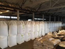 Карбамид марка Б –высококонцентрированное азотное удобрение