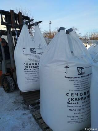 Карбамид (мочевина) мешок 50кг биг-бэг 750 кг