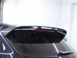 Карбоновый спойлер Porsche Cayenne 958 2010 2011 2012 2013.